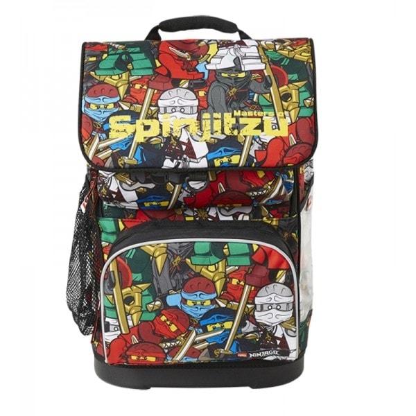 ABC Toys - LEGO Ninjago Comic Optimo - školní aktovka 8cf52b5c31