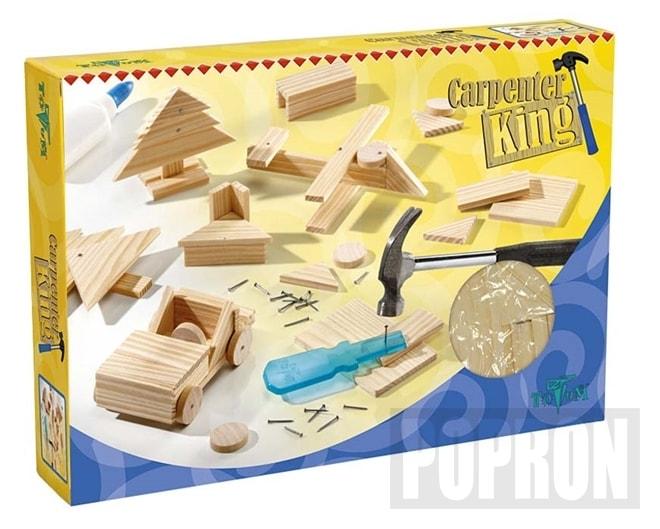ABC Toys - Kreativní sada Šikovný truhlář - Výtvarné a kreatívne ... 9aa204809dd