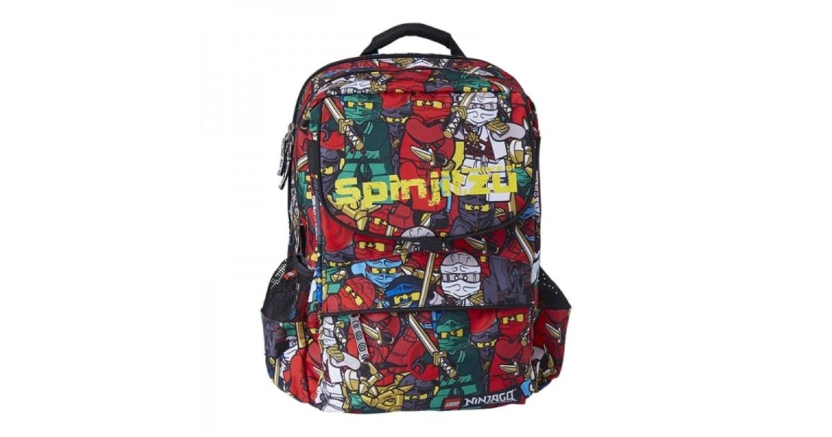 ABC Toys - LEGO Ninjago Comic Starter - školní aktovka - Školní batohy -  Školní potřeby - Kdo si hraje 7fab7fee00