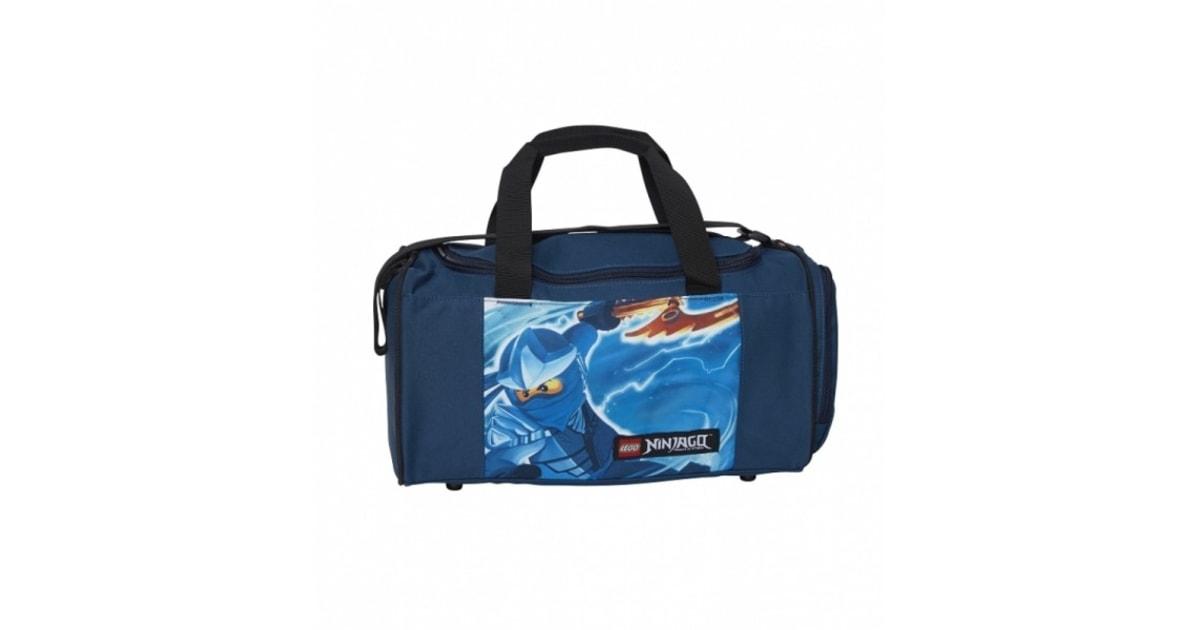 ABC Toys - LEGO Ninjago Jay - sportovní taška - Detské batohy - Detská móda  a doplnky - Kdo si hraje 63cffa4e72