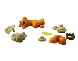 3D Filly gumy 3 pack