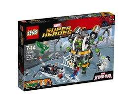 Lego Super Heroes Spiderman: Past z chapadel doktora Ocka