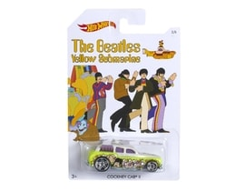 Mattel Hot Wheels angličák the Beatles