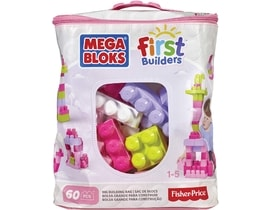 Mega Bloks FB BIG BUILDING BAG GIRLS (60)