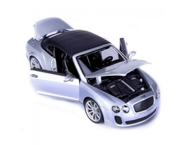 Bburago Bentley Continental Supersports Convertible 1:18 PLUS