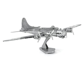 METAL EARTH 3D puzzle Bombardér B-17