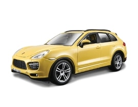 Bburago Porsche Cayenne Turbo 1:24 PLUS