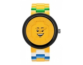 hodinky pro dospělé LEGO Happiness Yellow