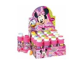 Bublifuk 175ml Minnie