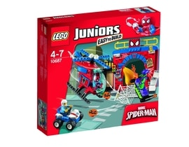 LEGO Juniors Spider-Manova™ skrýš